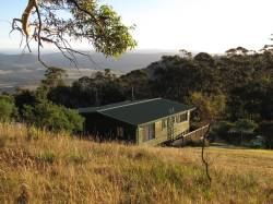Valley View Cottage - Self contained timber cottage on an adjoining property